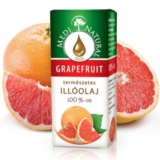MediNatural Grapefruit illóolaj 10ml