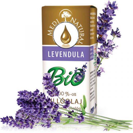 MediNatural BIO Levendula illóolaj 5ml