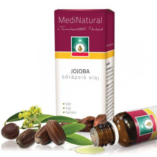 MediNatural Jojoba bőrápoló olaj 20ml
