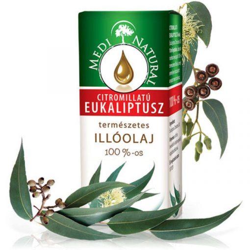 MediNatural Citromillatú Eukaliptusz illóolaj 10ml