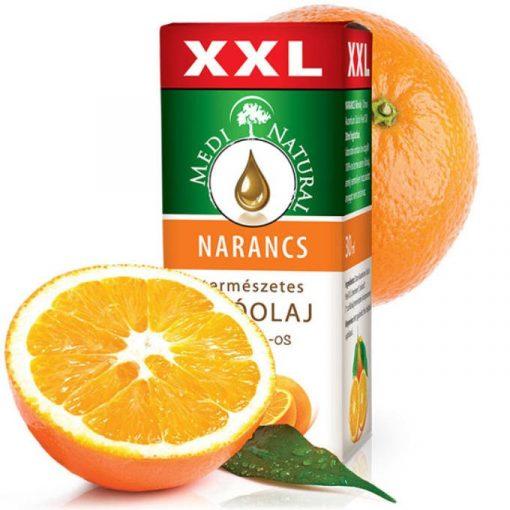 MediNatural XXL Narancs illóolaj 30ml