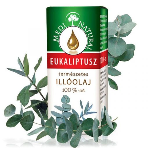 MediNatural Eukaliptusz illóolaj 10ml