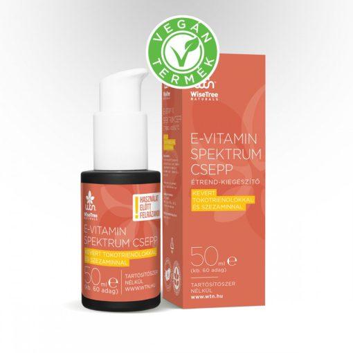 Wise Tree Naturals E-vitamin komplex krém 100ml
