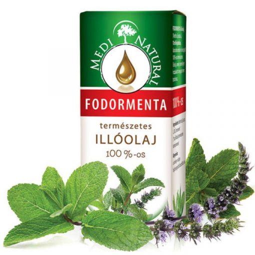 MediNatural Fodormenta illóolaj 10ml
