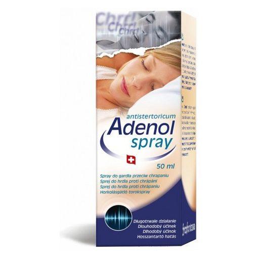 ADENOL horkolásgátló torokspray 50 ml