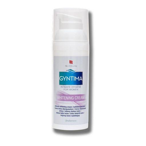 GYNTIMA Intim fehérítő krém 50ml