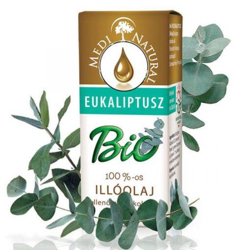 MediNatural BIO Eukaliptusz illóolaj 5ml