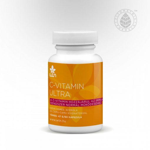 Wise Tree Naturals C-vitamin ultra kapszula 60 db